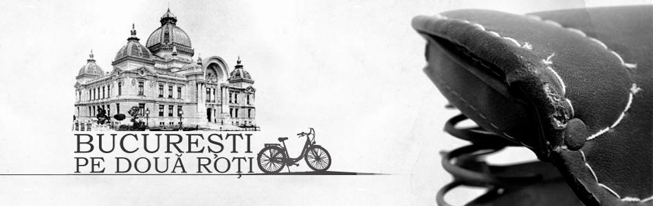 București pe două roți